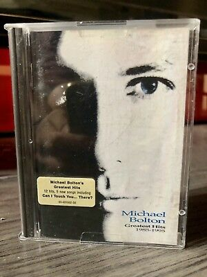 Michael Bolton Greatest Hits 1985-1995 Original Mini Disc Md Minidisc Album