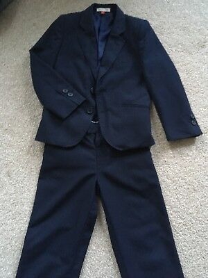 Boys Suit Jacket And Trousers Age 6 John Lewis