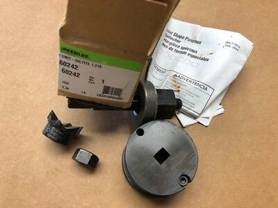 Punch,Oil Tight,1.21in GREENLEE 60242