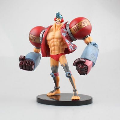 One Piece DX Figure THE GRANDLINE MEN vol. 13 Franky Figure Figurine New No Box