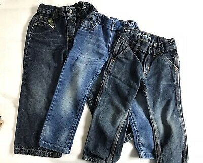 Boys Jeans Bundle Size 2-3 Years Gap MiniClud