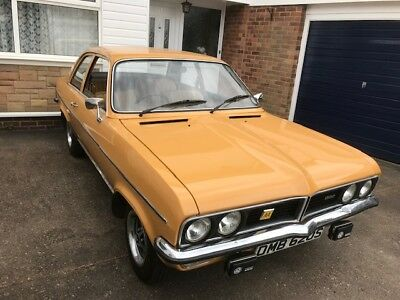 Vauxhall Viva 1300 GLS Classic 1978 MOT and TAX Excempt