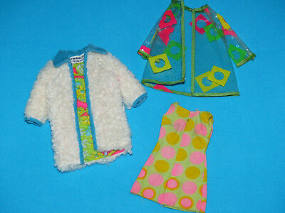 Barbie Francie Outfits Vintage # Pazam # The Combination 60er