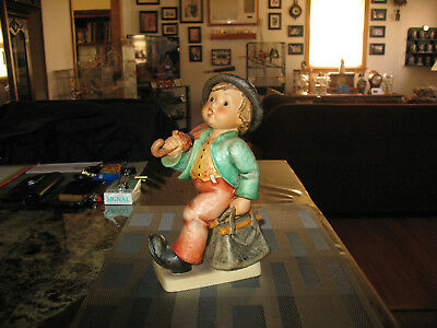 """10 Inch Hummel """"the Merry Wanderer""""... No Reserve!!!"""