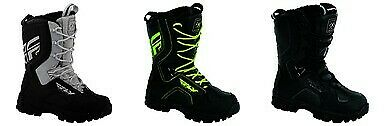 Fly Racing Men's Marker Snowmobile Snocross Winter Riding Boots