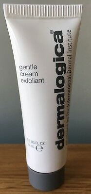Dermalogica Gentle Cream Exfoliant 10ml Exfoliant Mask, Peel Travel - NEW
