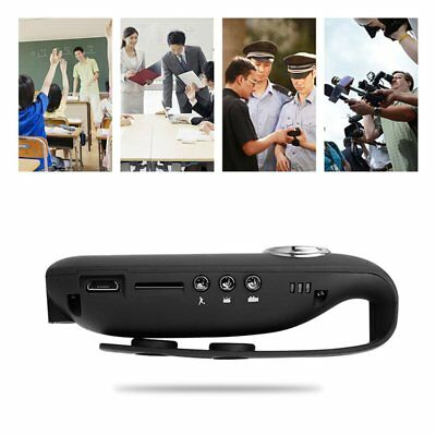 HD 1080P Mini Camcorder Dash Cam Body Motorcycle Bike Motion Action CameraP7