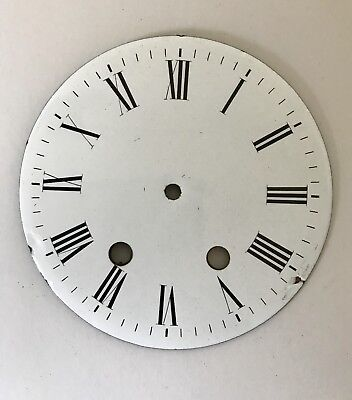 Porcelain Antique Clock Dial