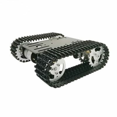 Smart Robot Tank Mini T101 Chassis Tracked Car Platform  Robot Toy Part