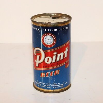 Point Special Beer Flat Top