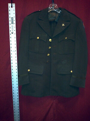 WW2 Enlisted Jacket, US Army Air Corps WITH AAC patch and Pin