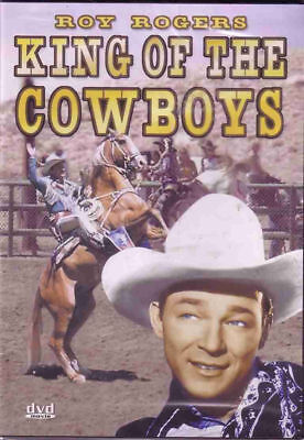 King Of The Cowboys DVD 1943 Roy Rogers Western NEW SEALED FREE FAST SHIPPING
