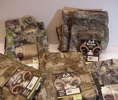 """""""YOUTH"""" Cargo Pants Mossy Oak / Realtree Closeouts! Various Pattern Size New!"""