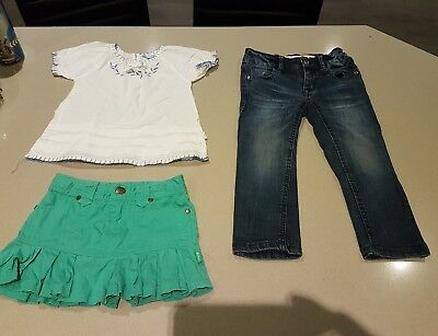 Girls size 2 and 3, PUMPKIN PATCH, COTTON ON