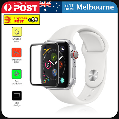 Tempered Glass for Apple Watch Series 1/2/3/4 38 42 40 44 mm Screen Protector