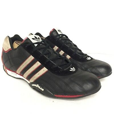 2d54fd7b547 Adidas Adi Racer Low Goodyear Racing Mens Driving Shoes Sneakers Size 13