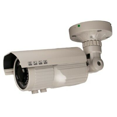 Gen IV CWX-600VIR Adv WDR 600TVL, IR, Outdoor 2.8 - 12mm VF Cyclinder Camera