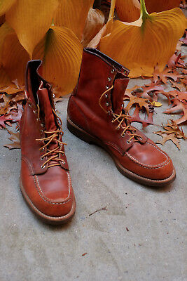 Nice Vintage Red Wing Work Boots. Nominal Size 13B. Narrow Width.
