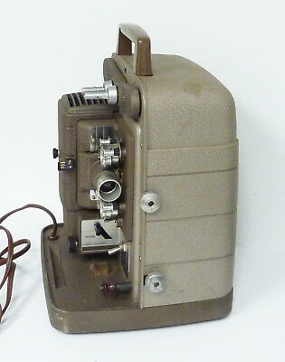 Vintage Bell & Howell 253 Rv 8Mm Film Projector
