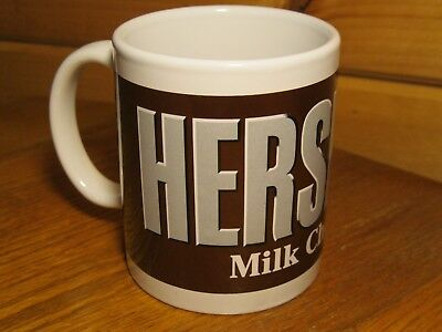 Vintage Hershey's Milk Chocolate Coffee Hot Chocolate Mug