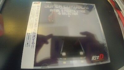 SUPER EUROBEAT PRESENTS INITIAL D FOURTH STAGE D SELECTION PLUS CD MIYA Records
