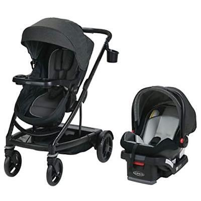 Graco Uno2Duo Travel System with Snuglock 35 / Free Shipping