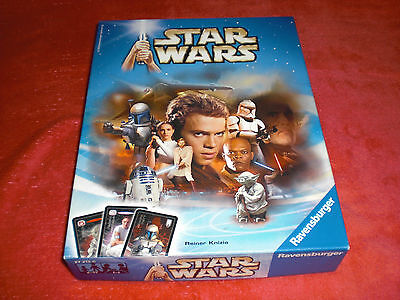 Star Wars Ravensburger Kartenspiel - Starwars