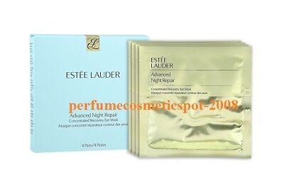 Nib Estee Lauder Advanced Night Repair Concentrated Recovery Eye Mask 4 Pairs