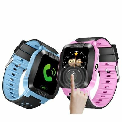 Kids GPS Tracker Smart Watch SOS Call Security Device For Android iOS iPhone NEW