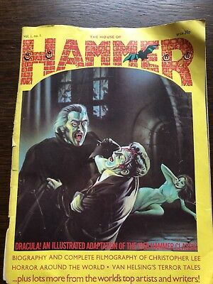 The House Of Hammer Issue No.1