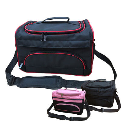 BLACK Hairdressing Tool Bag Carry Case Perfect for Hairdresser/Barber/Salon Acce