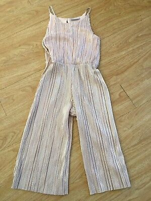 Matalan Girls All In One Age 5 Years Excellent Condition Lovely Piece