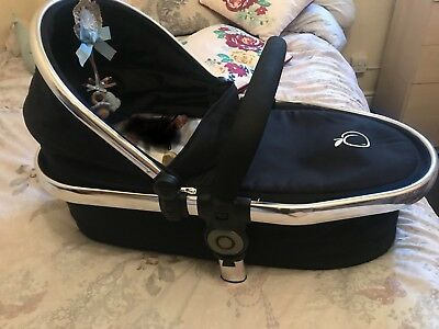 iCandy Peach 2 lower Carrycot black