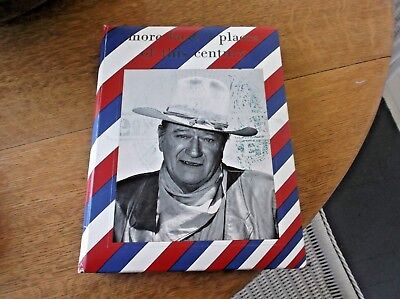 VINTAGE 1976 JIM SLOAN PHOTO ALBUM COFFEE TABLE REDLANDS CA JOHN WAYNE Citrograp