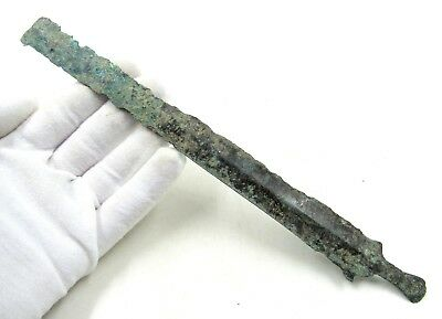 Authentic Ancient Greek Era Bronze Spear - L649