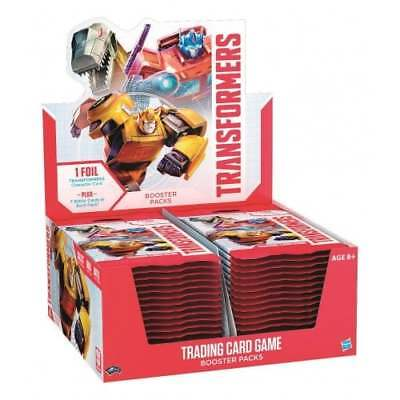 TRANSFORMERS TCG * Wave 1 - Transformers Trading Card Game Booster Box
