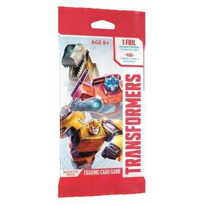 TRANSFORMERS TCG * Wave 1 - Transformers Trading Card Game Booster Pack