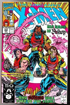 Marvel's Uncanny X-Men #282 & #283 1st & 2nd Appearance Bishop! NM & WP! KEYS!