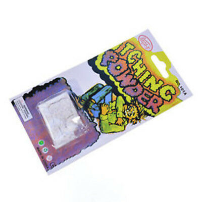 3PCS Itch Itching Powder Package Prank Joke Trick Gag Funny JokeS Tricks Magic