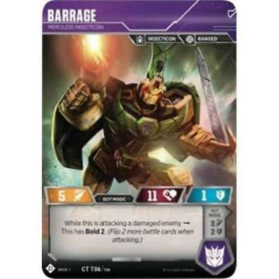Salvage for Parts TRANSFORMERS TCG Wave 1
