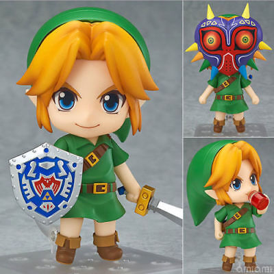 The Legend of Zelda Link Majora's 3D Mask Ver.Nendoroid 553 PVC Action Figure .