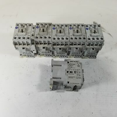 Allen-Bradley 700-CF400* Control Relay (Lot of 6)