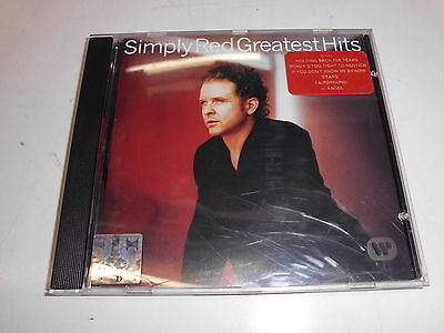 Cd   Greatest Hits von Simply Red