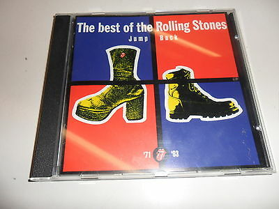 CD    the Rolling Stones - Jump Back-The Best Of The Rolling Stones