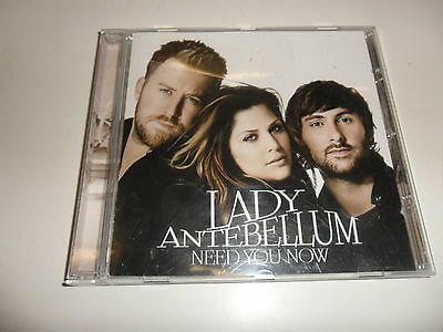 Cd   Lady Antebellum  ‎– Need You Now