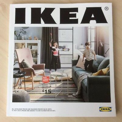 Ikea 2019 Catalogue. New And Unread. UK Edition. New