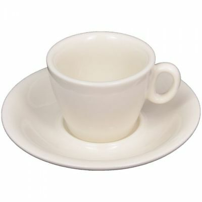288 Coffee Cups and saucers. white 160ml