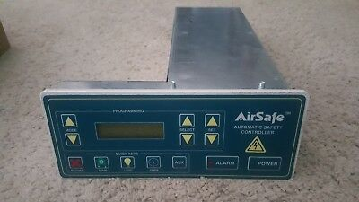 AirClean Systems AirSafe controller