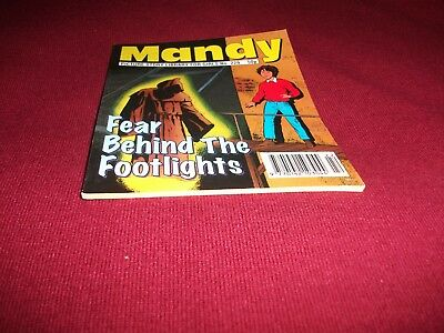 MANDY PICTURE STORY LIBRARY BOOK from the 1990's:never been  read -mint condit!