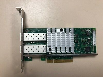 Intel 10Gb Dual Port Server Adapter - Pci-Express - X520-Sr2